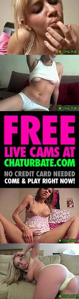 Chaturbate Left 160×600 3